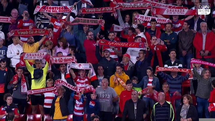 Highlights: Granada 1-0 Osasuna