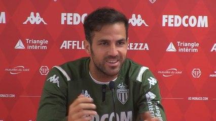 """10e j. - Fabregas fan de Ben Yedder : """"Un top joueur"""""""