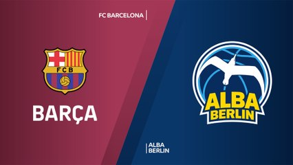 EuroLeague 2019-20 Highlights Regular Season Round 3 video: Barcelona 103-84 ALBA