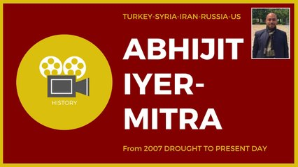 Abhijit Iyer-Mitra discusses the history of Syria and Kurds