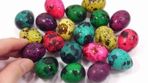 Learn Colors Birds Egg Ball DIY Learn Colors Slime Surprise Toys Fun Song And Toys For Kids