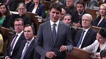 Canada's Trudeau says fighting for every vote