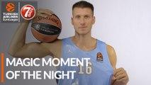 7DAYS Magic Moment of the Night: Vladislav Truskhin, Zenit St Petersburg