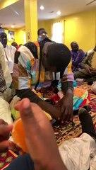 Serigne Sam Mbacké Petit Fils de Mame Cheikh Anta Borom Darou Salam Imam Touba Baltimore