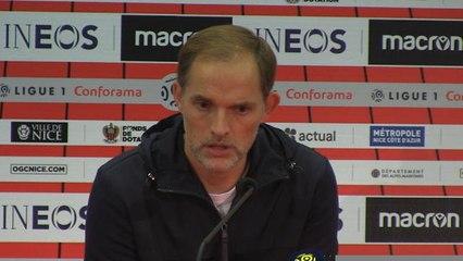 PSG - 10e j. : Tuchel explique pourquoi T. Silva est sorti à la mi-temps