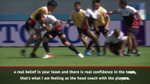 There is real confidence in Japan - coach Joseph