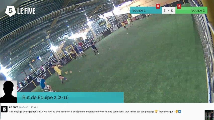 But de Equipe 2 (2-11)