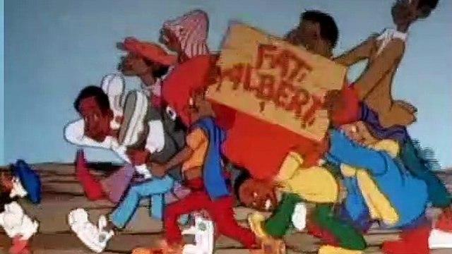 Fat Albert E025 (Fat Albert meets Dan Cupid)