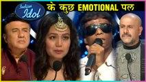 Neha Kakar, Vishal Dadlani & Anu Malik's BACK TO BACK Emotional Moments | Indian Idol 11 Auditions