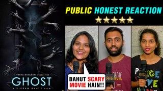 Ghost Movie Honest Public Review ⭐⭐⭐⭐   Sanaya Irani   Shivam Bhaargava   Ghost Movie REVIEW