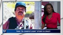 El Chapo's Son Involved In CRAZY Shootout