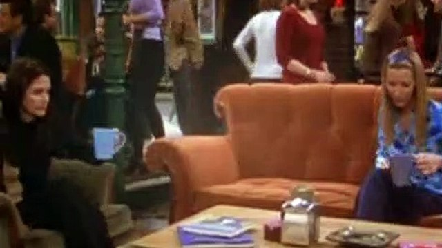 Friends S07E18 The One With Joey's Award