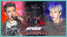 [HOT] ATEEZ - WONDERLAND, 에이티즈 - WONDERLAND Show Music core 20191019