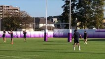Rugby à XV - Coupe du monde : les Bleus avec Penaud