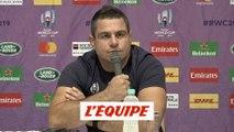 Guirado «Se sacrifier» contre le pays de Galles - Rugby - Mondial - Bleus