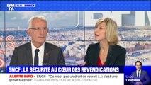 """SNCF: Guillaume Pépy affirme être """"en train d'étudier la voie judiciaire"""""""