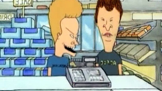 Beavis and Butt-Head Season 5 Episode 37 Another Friday Night