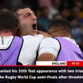 Fast Match Report - England 40-16 Australia
