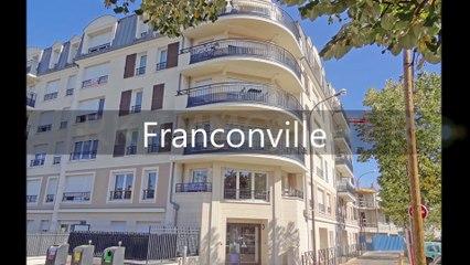 VENDU ! Appartement F3 de 66m² hab.| FRANCONVILLE 95130