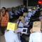 Karnataka students made to wear cartons on their heads to avoid copying in exams