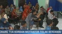 Orangtua Korban Penamparan Motivator Menolak Berdamai