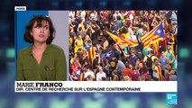 Grève générale à Barcelone : 5ème journée de mobilisation