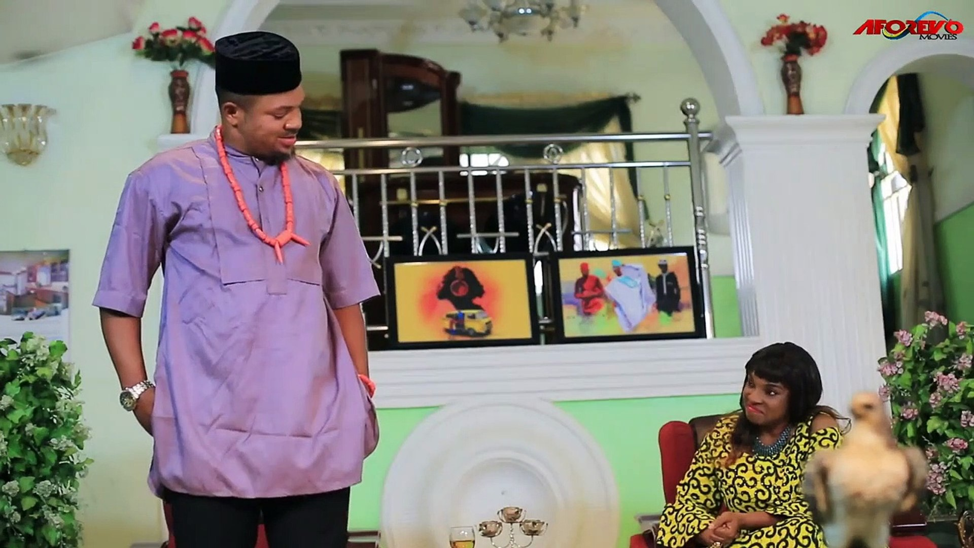 How A Rich Generous Prince Change The Life Of A Poor Maltreated House Maid - NIGERIAN MOVIES 2019