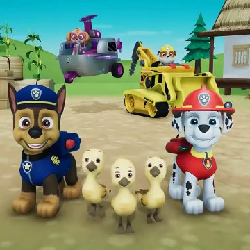 Paw Patrol Mission Paw Ultimate Rescue Pup On A Roll Rescue Team Marshall  Fun Pet Kids Games And Toys For Kids!