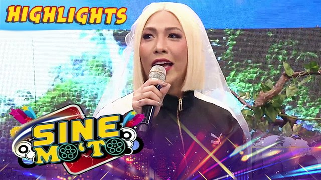 Vice goes to the wrong wedding | It's Showtime Sine Mo 'To