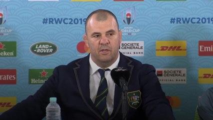 England 40-16 Australia: Cheika thanks fans for support
