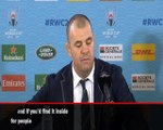 Cheika upset about questions over Wallabies future