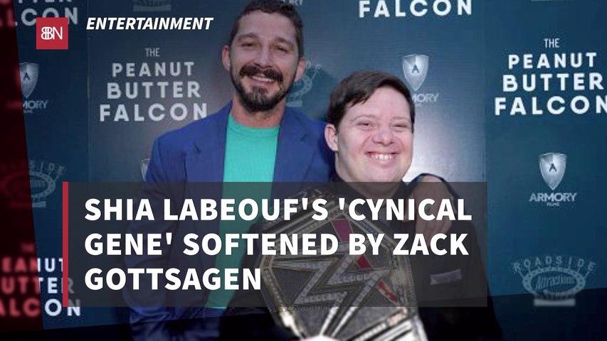Shia LaBeouf Has A Breakthrough Because Of Zack Gottsagen