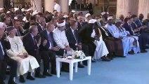 3. Afrika Ülkeleri Müslüman Dini Liderler Zirvesi - Şeyh Nur Muhammed Hasan - İSTANBUL