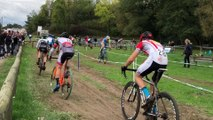 Cyclo-cross - la victoire de Lilian Schneider à Uxegney
