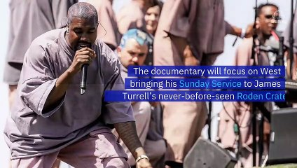 Kanye West & IMAX Release 'Jesus is King' Trailer