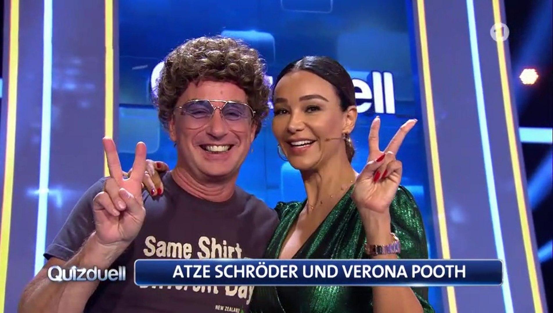 Andrea Sawatzki Sexy quizduell-olymp - 086. verona pooth und atze schröder (18.10.2019)