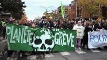 Canada, manifestazione studenti contro il riscaldamento climatico