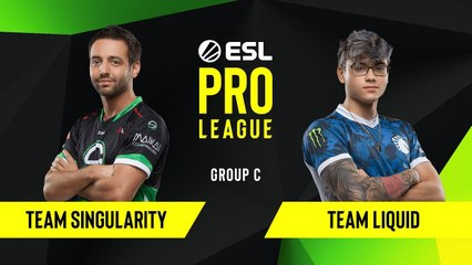 CS-GO - Team Liquid vs. Team Singularity [Dust2] Map 2 - Group C - ESL NA Pro League Season 10