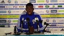 Youssouf Fofana évoque sa prolongation de contrat