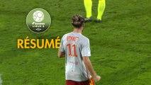 Clermont Foot - Rodez Aveyron Football (0-1)  - Résumé - (CF63-RAF) / 2019-20