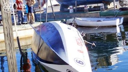 Travesía del Atlántico a remo de Tenerife a Martinica