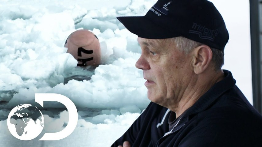 Southern Wind Struggle To Catch Crab During Deep Freeze   NEW Deadliest Catch