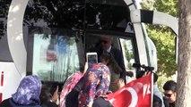 Cumhurbaşkanı Erdoğan, çocuklara oyuncak dağıttı - KAYSERİ