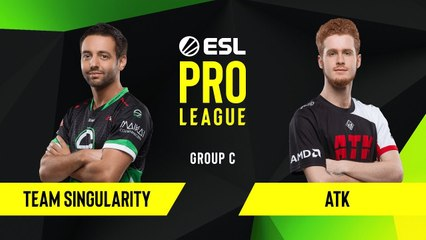 CS-GO - ATK vs. Team Singularity [Dust2] Map 2 - Group C - ESL NA Pro League Season 10