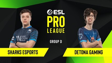 CS-GO - Detona Gaming vs. Sharks Esports [Vertigo] Map 1 - Group D - ESL NA Pro League Season 10