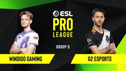 CS-GO - G2 Esports vs. Windigo Gaming [Nuke] Map 2 - Group D - ESL EU Pro League Season 10