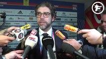 OL : Juninho est satisfait des débuts de Rudi Garcia