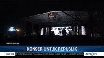 Musisi Tanah Air Gelar Konser untuk Republik