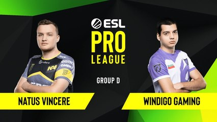 CS-GO - Windigo Gaming vs. Natus Vincere [Inferno] Map 2 - Group D - ESL EU Pro League Season 10