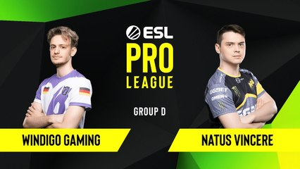 CS-GO - Windigo Gaming vs. Natus Vincere [Overpass] Map 1 - Group D - ESL EU Pro League Season 10